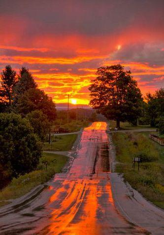 foto-zametki-samye-krasivye-pejzazhi-prirody-Zakat-Posle-Dozhdya-Michigan