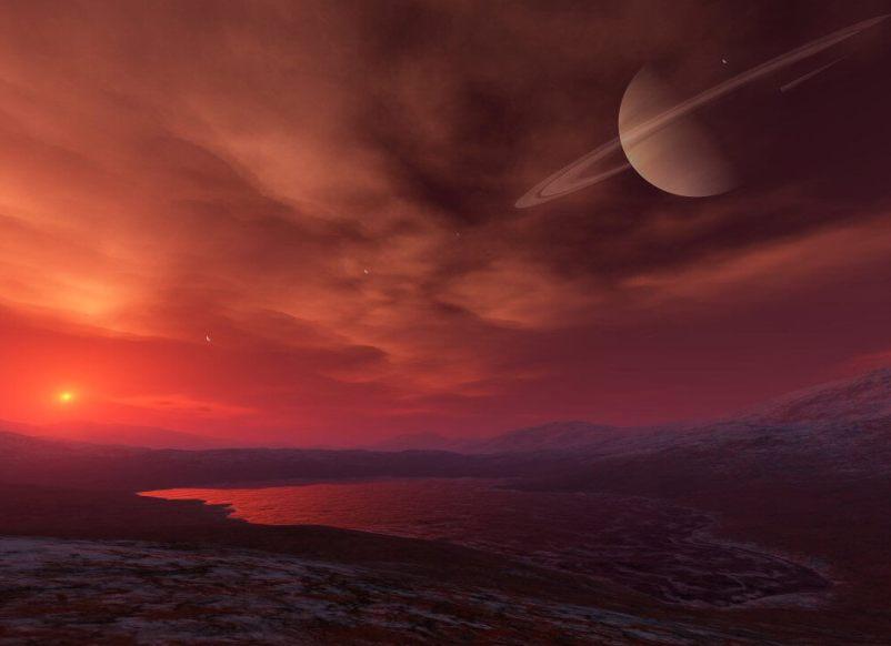 interesnye-fakty-o-planete-saturn-15-faktov-o-saturne-foto-poverhnost-titana-sputnika-saturna