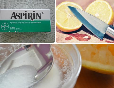 kak-izbavitsya-ot-gribka-mozolej-i-natoptyshej-na-nogah-s-pomoshhyu-aspirina-foto-aspirin-s-limonom