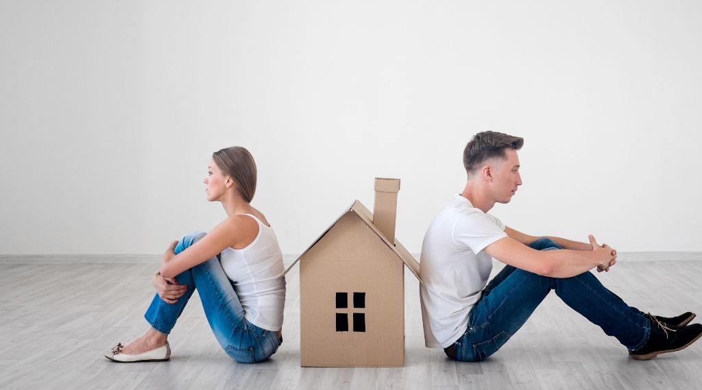 как выплачивается ипотека при разводе