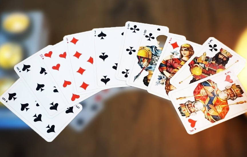 карт гадания на играл
