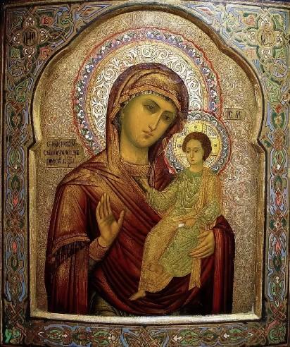 kakim-hristianskim-svyatym-i-ikonam-molitsya-ob-istselenii-foto-ikona-sredmiozernaya-bozhej-materi-v-kazani
