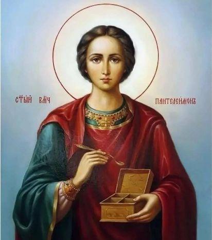 kakim-hristianskim-svyatym-i-ikonam-molitsya-ob-istselenii-foto-ikona-svyatoj-pantelejmon