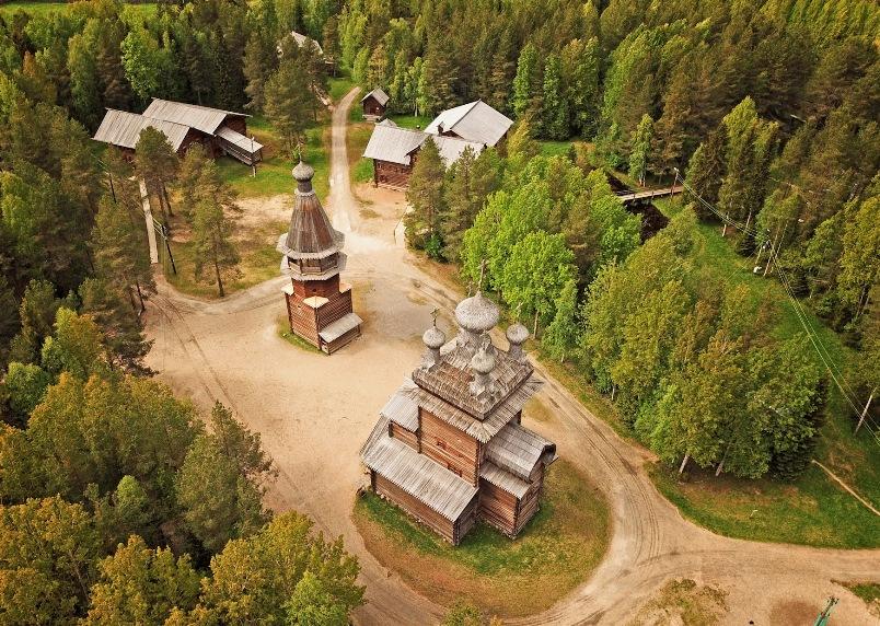 arhangelsk-i-oblast-dostoprimechatelnosti-foto-malye-korely-muzej-zapovednik-derevyannogo-zodchestva