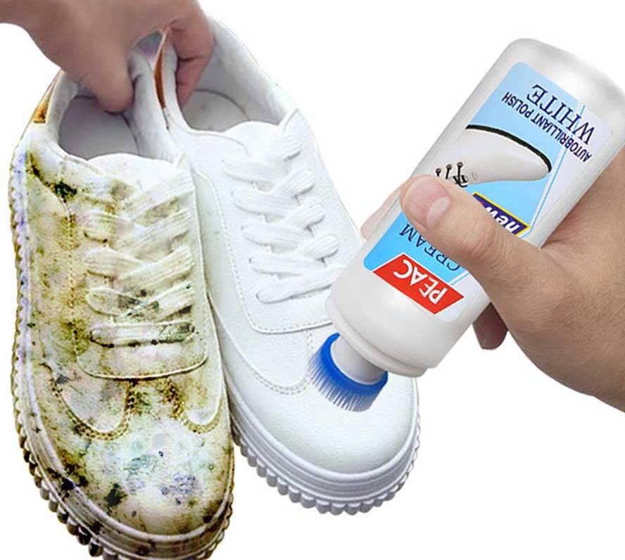 chem-vyvesti-pyatna-ot-travy-na-belyh-krossovkah-i-obuvi-8-effektivnyh-sposobov-pochistit-beluyu-obuv